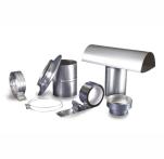 Tubos e acessórios para aquecedores a gás e secadoras