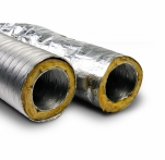 Tubos e acessórios para exaustão e ar condicionado